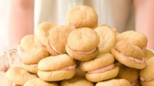 Cream Biscuits