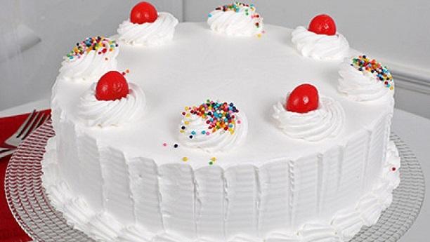 Cream Cake Recipe In English