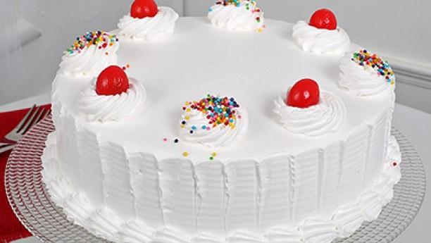 How To Make Fresh Cream Cake At Home In Urdu
