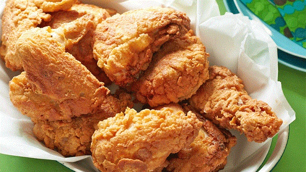 Crispy Chicken Broast Recipe