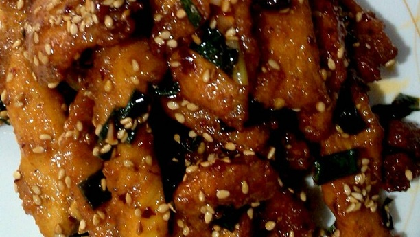 Crispy Chilli Honey Chicken Recipe