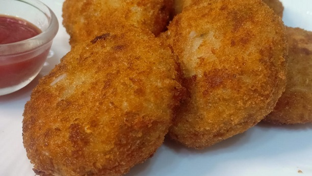 Crispy Chinese Cutlets