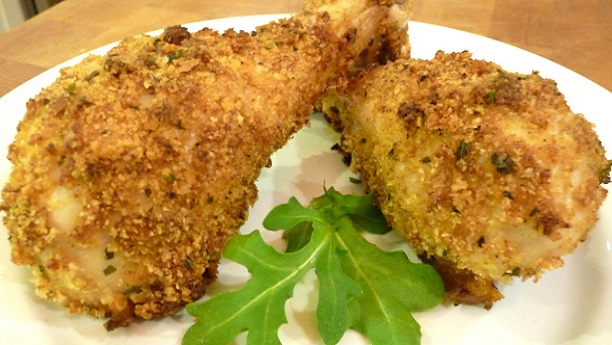crispy baked drumsticks recipe by shireen anwar chicken recipes in english. Black Bedroom Furniture Sets. Home Design Ideas