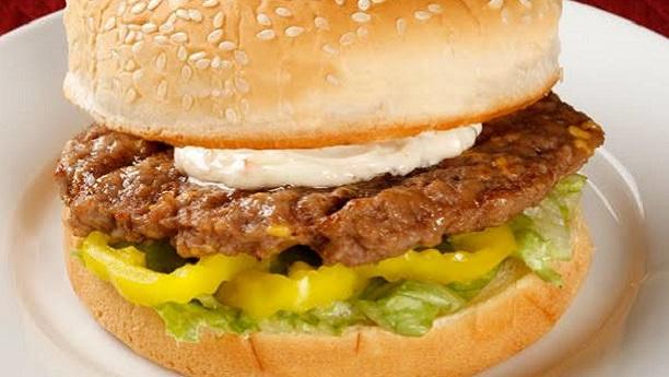 Daimi Grass Burger