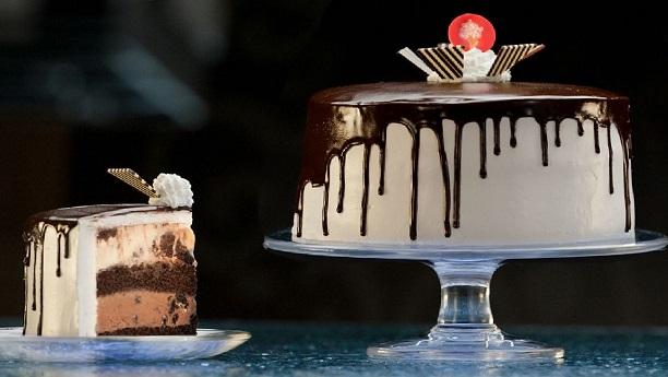 Delicious Cold Cake