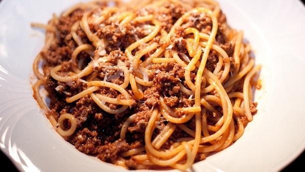 Desi Achari Qeema Noodles