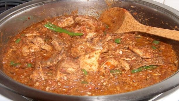 ڈھابا کڑاھی گوشت<br/>Dhaba Karahi Gosht