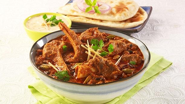 Dhaba Style Mutton Karahi
