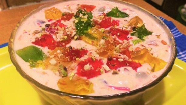 Doodh Dulari by Chef Rida Aftab