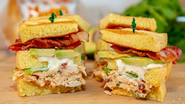 Double Decker Sandwich Recipe