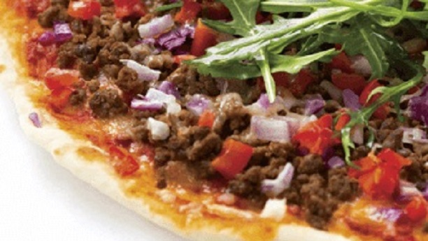 Easy Mince Pizza By Rida Aftab Recipe