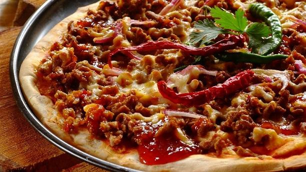 ایزی منس پیزا