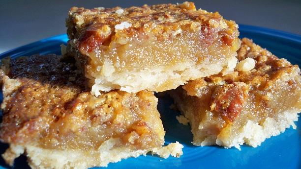 Easy maple squares Recipe