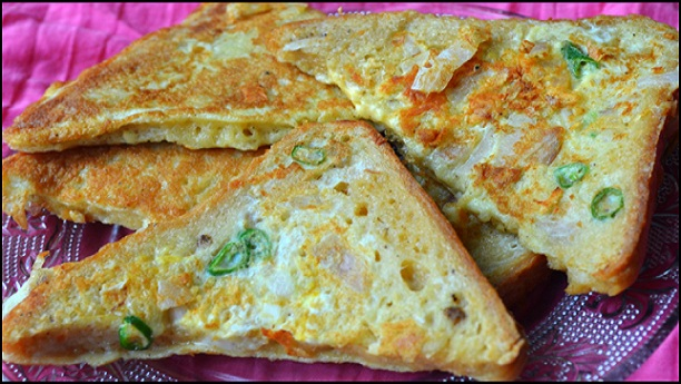 Egg Fried Bread