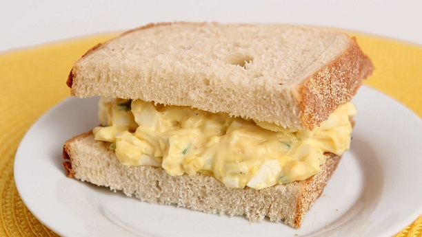 Egg Macroni Sandwiches  Recipe