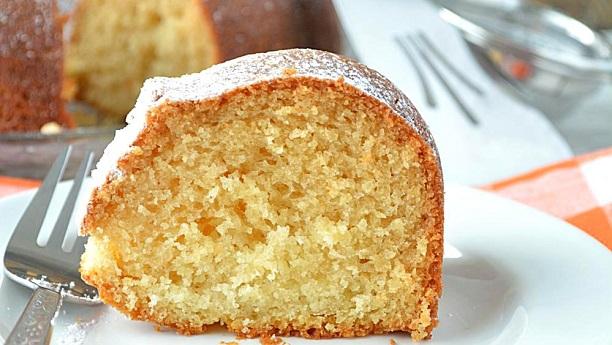 ایگ لیس پاونڈ کیک