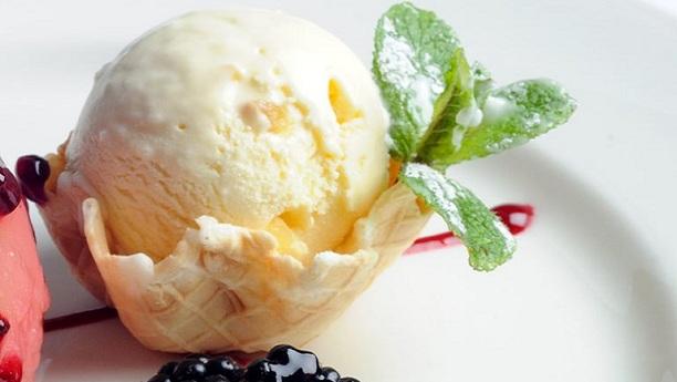 Fennel ginger ice cream Recipe