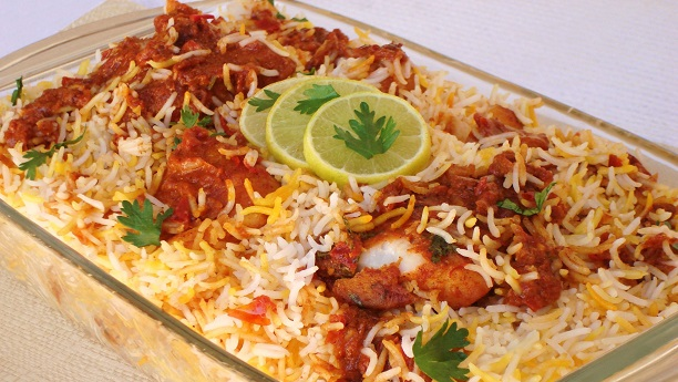 Fish Biryani Recipe