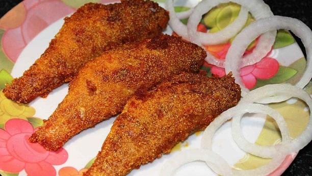Fish Fried Recipe