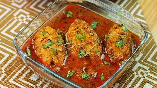 Fish Salan Recipe