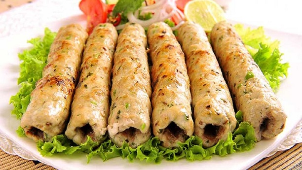 Fish Seekh Kabab Recipe