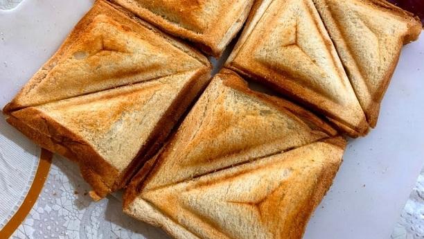 Fish Toast