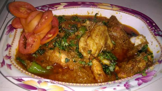 Fish karahi Recipe