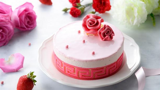 فونڈنٹ کیک