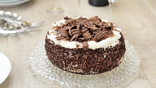 فریش کریم چاکلیٹ کیک
