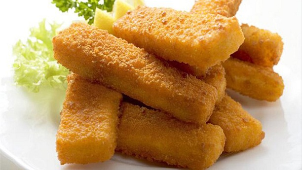 Fried Finger Fish