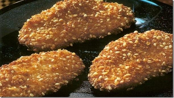 Fried Sesame Chicken