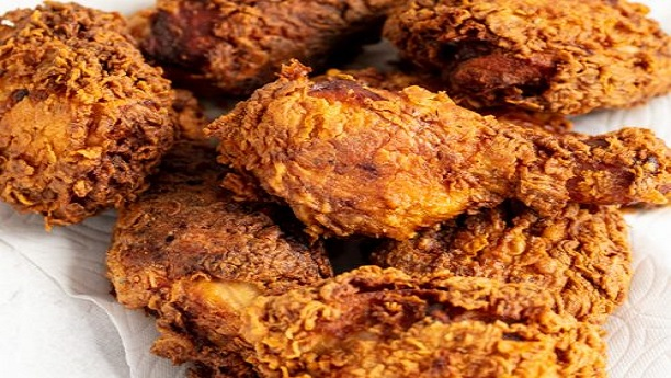 فرائڈ چکن<br/>Fried chicken