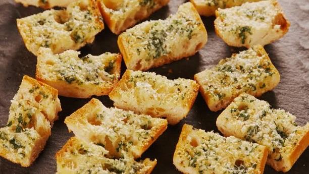 Garlic Bread Recipe by Chef Asad