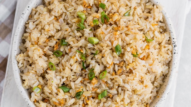 Garlic Fried Rice Recipe