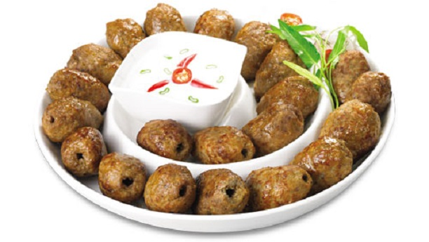 Gola Kabab Recipe