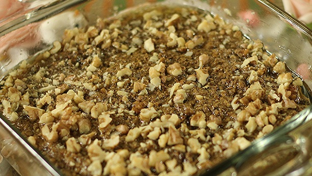 Gond Ka Halwa by Chef Gulzar