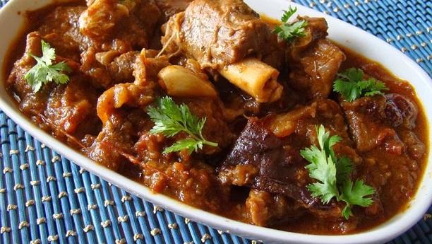 گوشت کھڑا مصالحہ<br/>Gosht Khara Masala