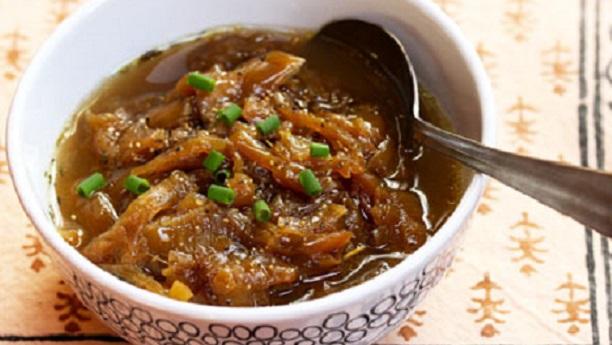 گوشت پیاز کا سوپ
