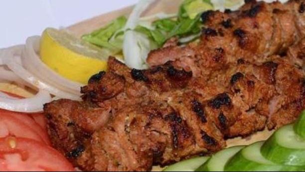 گرلڈ بیف پسندے<br/>Grilled Beef Pasanda