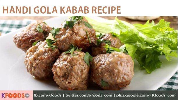 Handi Gola Kabab