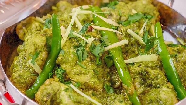 Hari Bhari Chicken