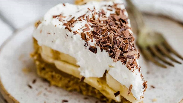 Homemade Banoffee Pie Recipe
