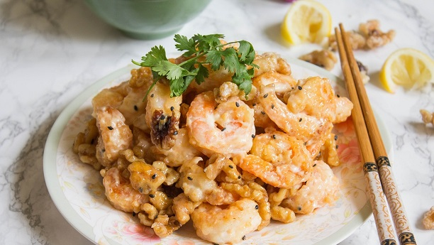 Honey Walnut Shrimp Recipe