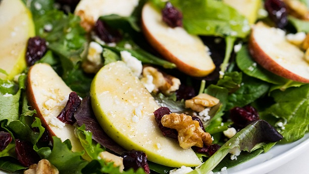 Honey Winter Salad