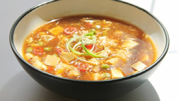 Hot And Spicy Soup Recipe