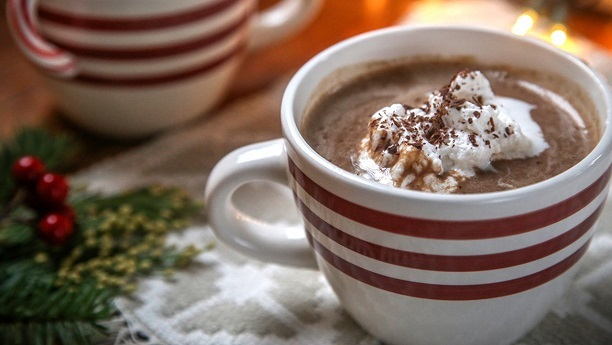 Hot Cocoa By Chef Fauzia