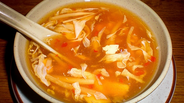Hot and Sour Soup Recipe