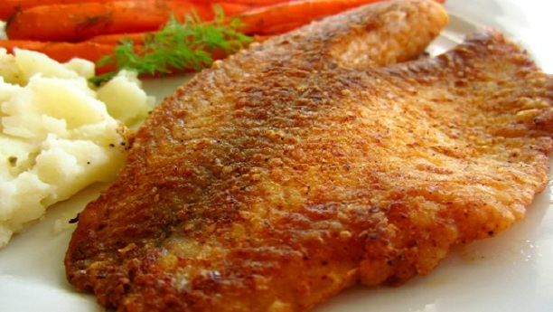 Hot & Spicey Fish Recipe