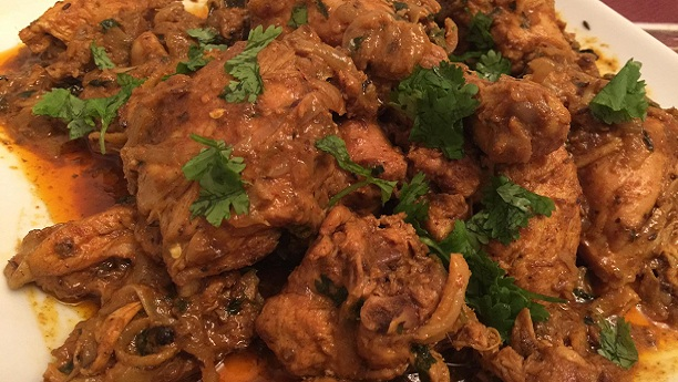 Hyderabadi Dum Pukht Chicken