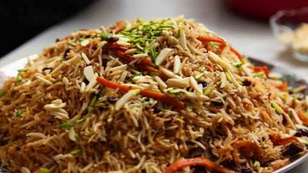 Hyderabadi kabuli biryani Recipe